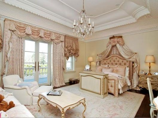 Seven Insane Bedrooms In Multi Million Dollar Abodes Master Bedroom Pinterest Luxurious And Dream