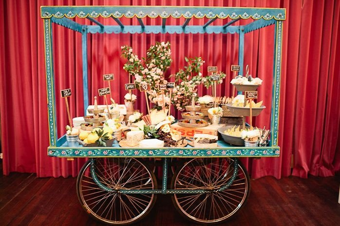 Wedding, grazing table, cheese station, design, decor & catering by Bay Leaf Catering