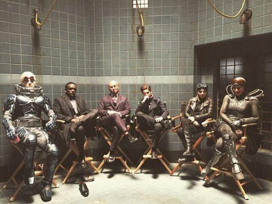 Arkham squad