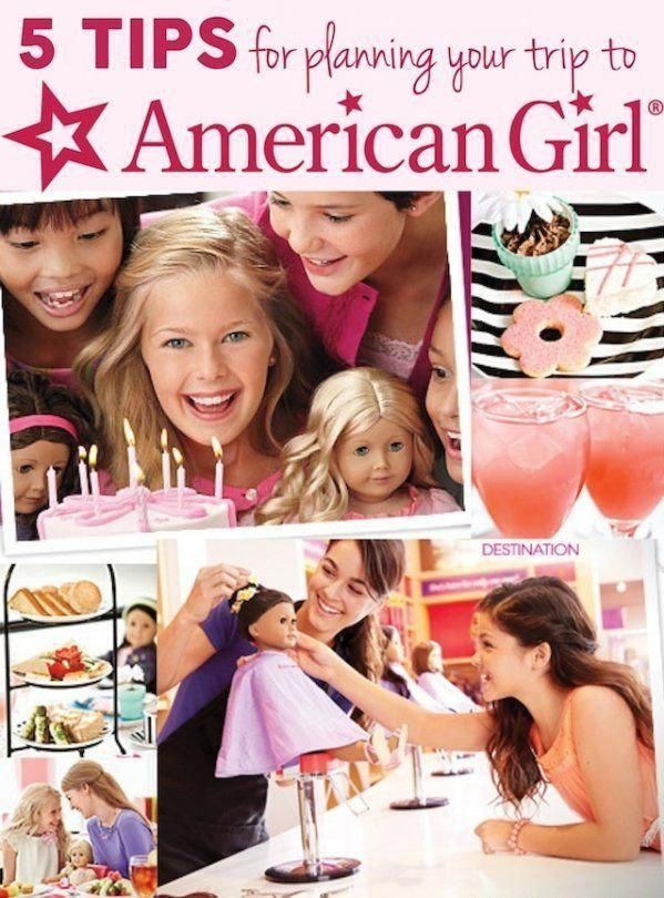 5 Tips for Visiting an American Girl Doll Store