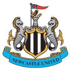 newcastle united soccer logo - the team i love to watch