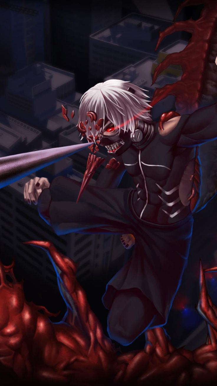 Tokyo Ghoul Hd Wallpaper For Android   3D Wallpapers