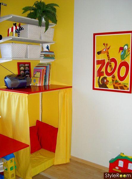 barnrum gult - Sök på Google