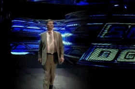 100% FRESH    #wrestling #wwe #smackdown #john #laurinaitis #gif