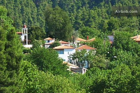 EBVOIA COTTAGE-GREEK HOSPITALITY στην πόλη Agia Anna