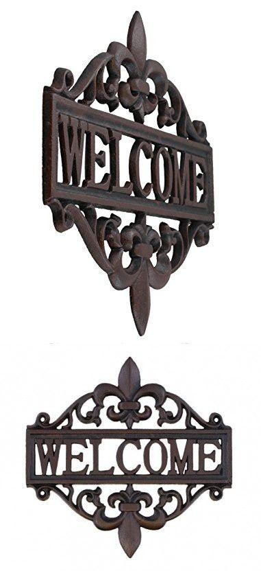 Metal Decorative Signs 739 Best Decorative Signs Images On Pinterest  Primitives Fan