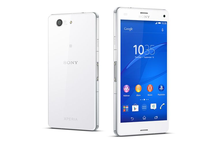 Xperia™ Z3 Compact | Waterproof Mobile - Sony Smartphones (Global UK English) dunno how much.