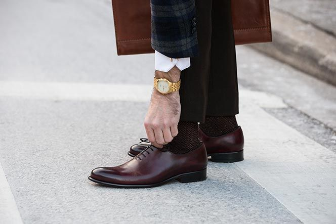 Paul Evans Shoe Reivew - Martin Wholecut - He Spoke Style
