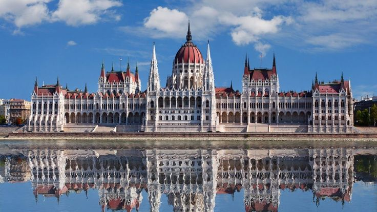 Budapest, Hungary - top 10 attractions #trivo
