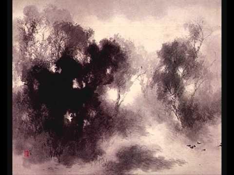 Toru Takemitsu: music for Film: Black Rain; Kinetic Painting: Norman Perryman - YouTube