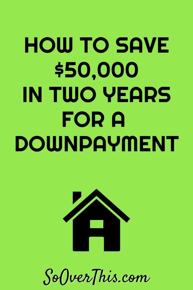 Superior How To Save $50,000 In Two Years For A Down Payment On A House Photo Gallery