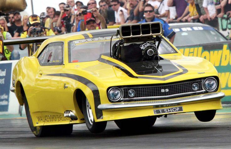 Drag Racing -