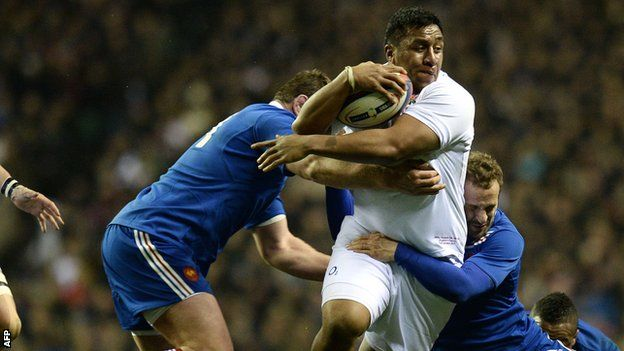 BBC Sport - Six Nations 2013: England Grand Slam ambitions out in the open