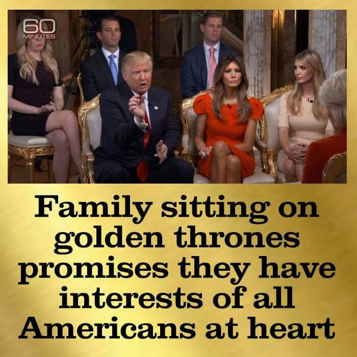 They apparently find the White House a  Iittle too down-scale for them. Trump will go home for the weekends, the family will stay in NY and we will pay millions a day for security for Trump tower as well as his home and the White House.