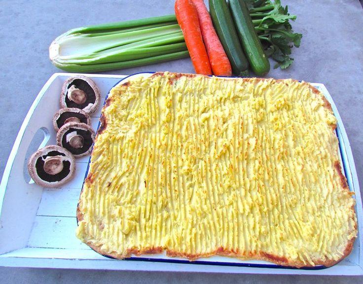Vegetable and Chicken Pot Pie