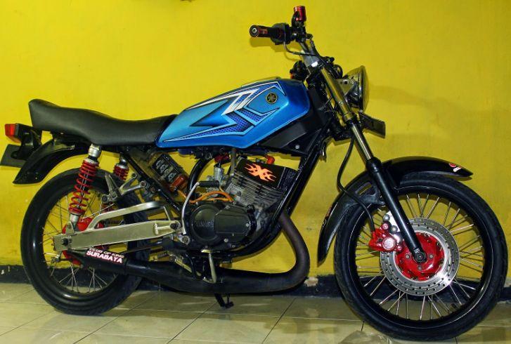 Modifikasi Yamaha RX King Cobra