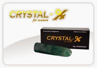 Jual Crystal X For Women Harga Murah | Dharma Sehat