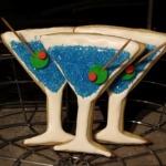 #cookies: Beverage Cookies, Cookies Art, Martinis Cookies, Cookies Crafts, Cookies Fun, Decor Cookies, Art Cookies, Fun Cookies, Cookies Creations