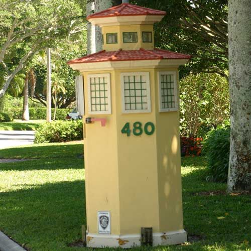 34 Best Images About Coastal Mailboxes On Pinterest