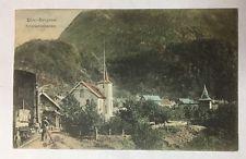 Vintage Dale-Bergen Norway RR Bergensbanen Postcard