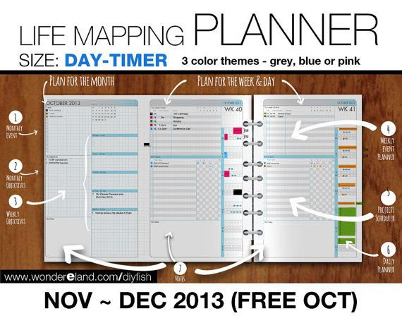 Best Planners Images On   Planner Ideas Arc Planner