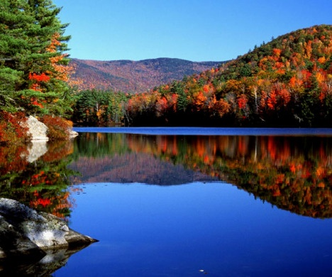 Indian Summer, New England