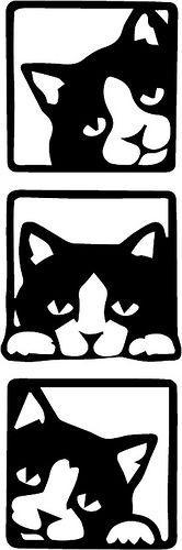 Cat Trio | The Craft Chop