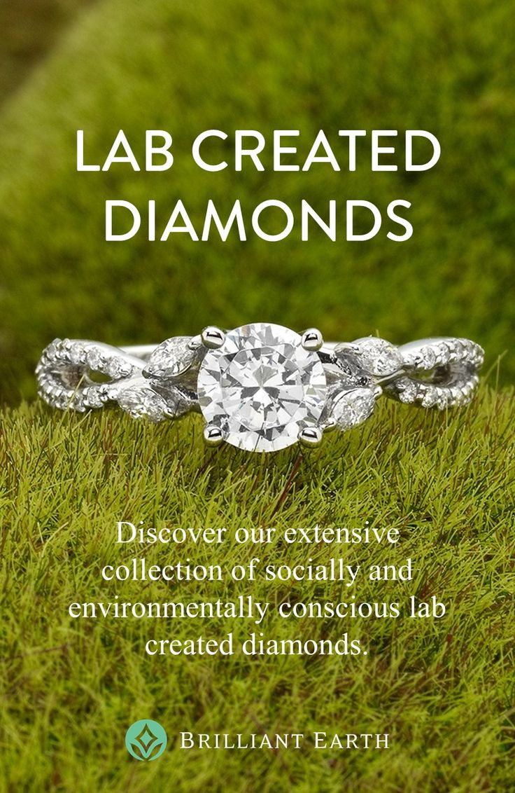 Lab created diamonds are an increasingly popular option for couples choosing an engagement ring. They offer exceptional beauty, excellent value, and are an eco-friendly alternative.