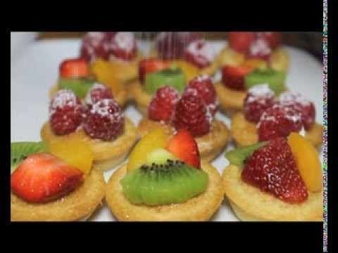 Mini tartelettes aux fruits - Le Buffet Gourmand | Mes recettes/My ...
