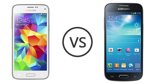 Samsung Galaxy S4 Mini vs Galaxy S5 Mini: Design, Specs, Camera, Features