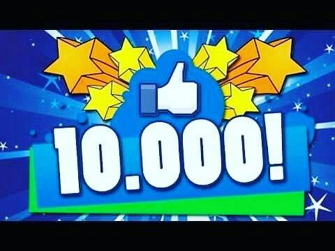 10000 GOSTOS no facebook, muito obrigado a todo(a)s! Sem vocês nada disto seria possível...