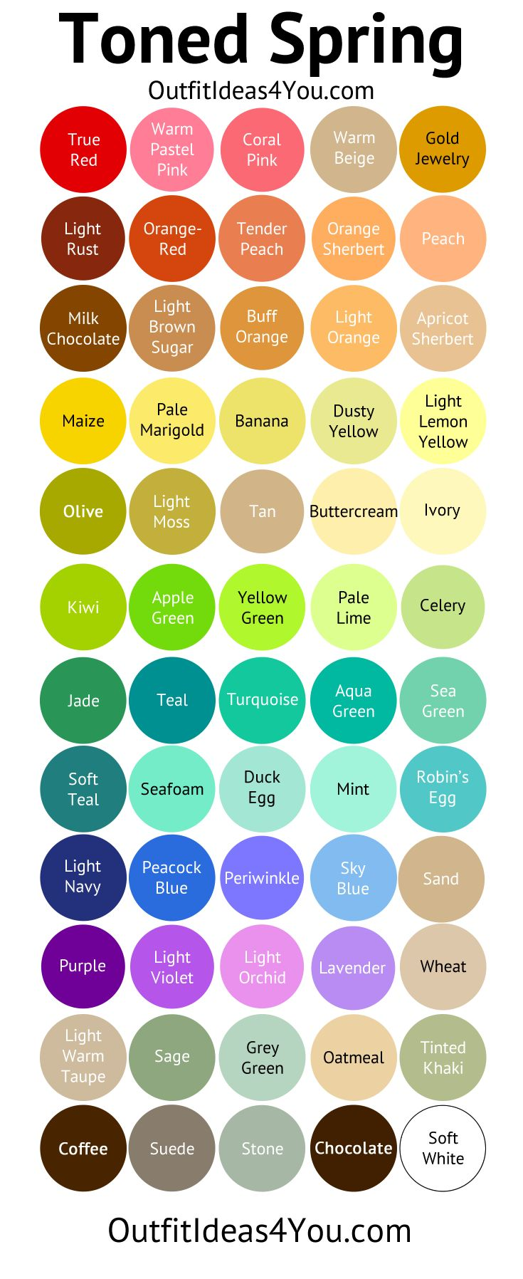 Color Schemes 25 Best Spring Color Palette Ideas On Pinterest  Spring Colors