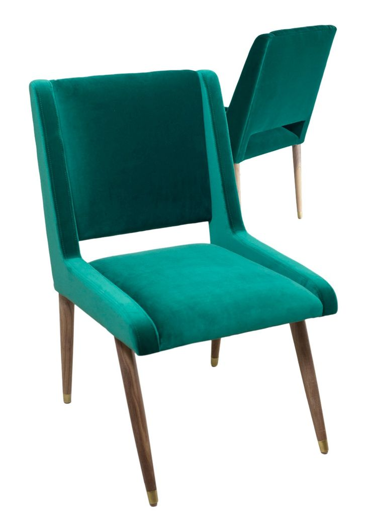 mid century dining chair in regal laguna - Mid Century Modern Dining Room Chairs