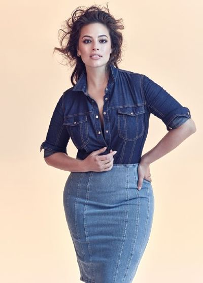 We look for minimalist clothing when going for a relaxed look - What if you went clothes shopping and realized that all the jeans and t-shirts of your size have been removed from the shelves? That's what we feel like every time we enter aclothing store. Walking into the plus size section it is never difficult to spot the floral prints and sequins.