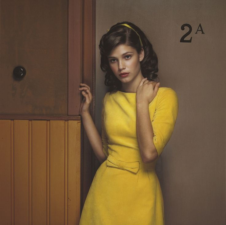 photo by Erwin Olaf, Hope Portraits series, 2005