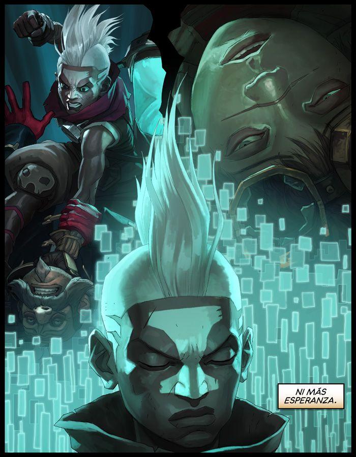 Fisura Temporal: League of Legends