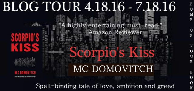 I'm Shelf-ish: In the Spotlight: Scorpio's Kiss by MC Domovitch &...