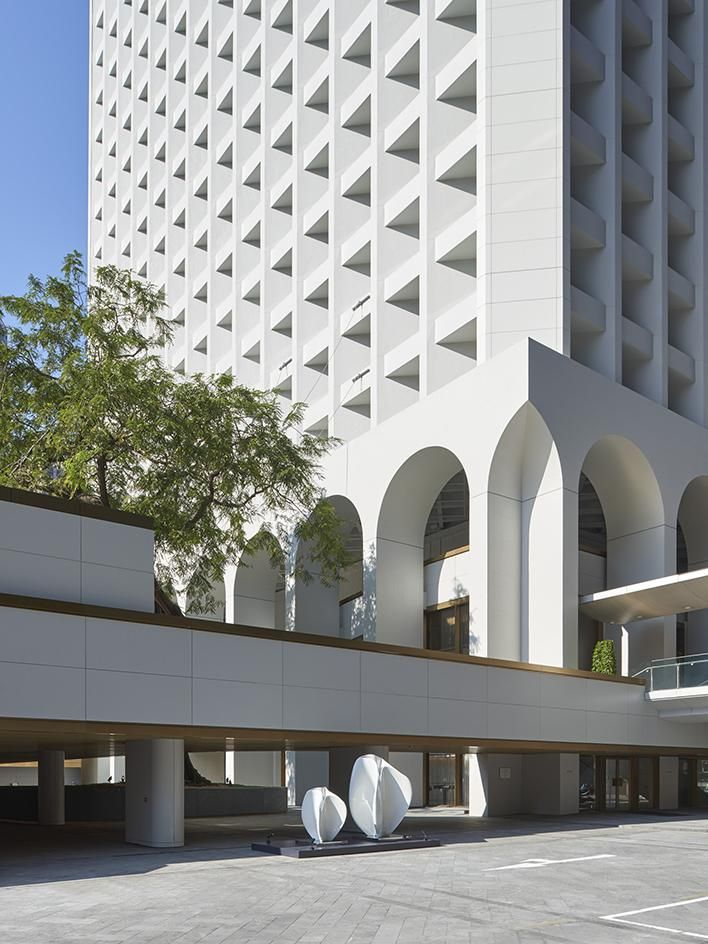 Arch Revival Foster Partners Reimagines A 1960s Hong Kong
