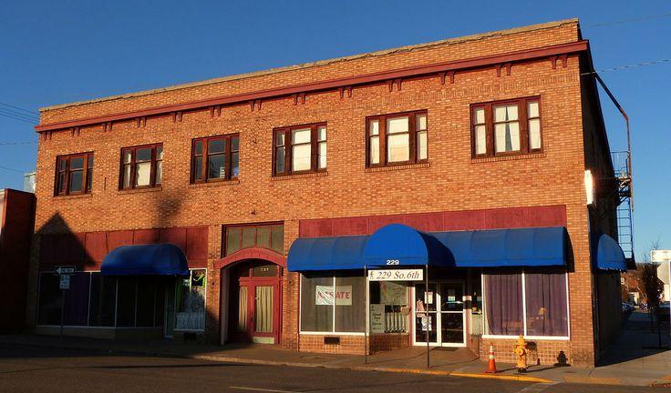 Bisbee Hotel in Klamath County, Oregon.
