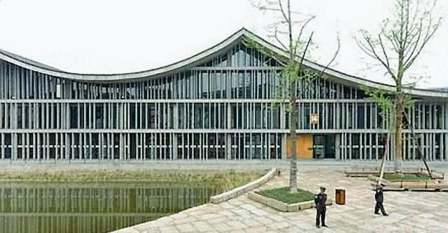 Xiangshan Campus, China Academy of Art, 2004-2007, Hangzhou, China