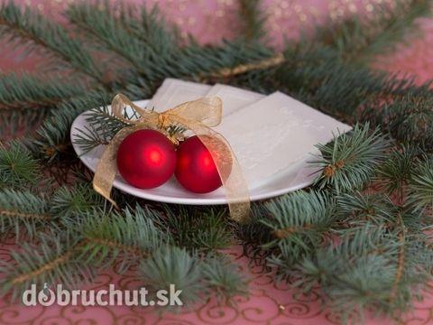 Slané bezlepkové vianočné oblátky