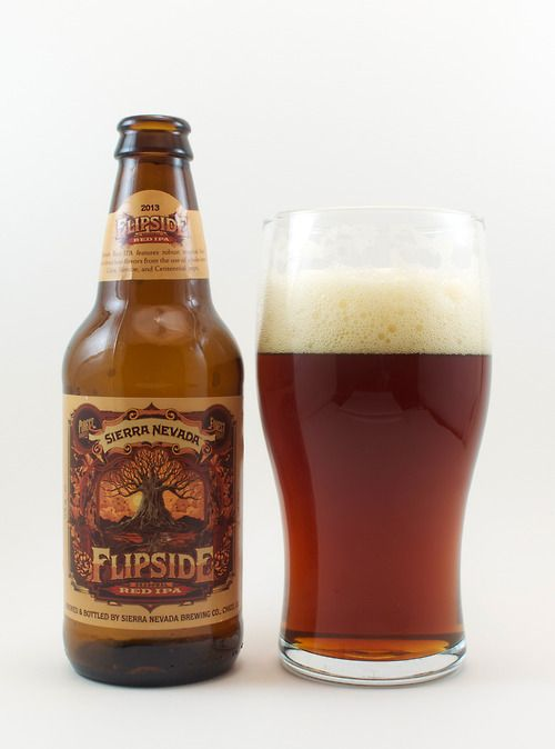 "Sierra Nevada ""Flipside"" 87 B+ This red IPA is the new fall seasonal release that has replaced Sierra's brown ale, ""Tumbler,"" ..."