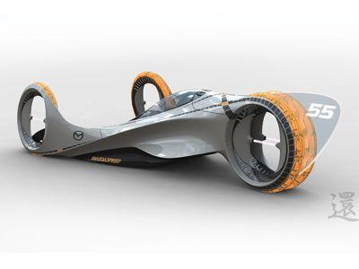The Mazda KAAN Concept