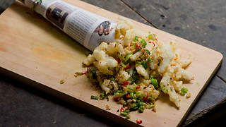Salt and pepper cuttlefish recipe : SBS Food