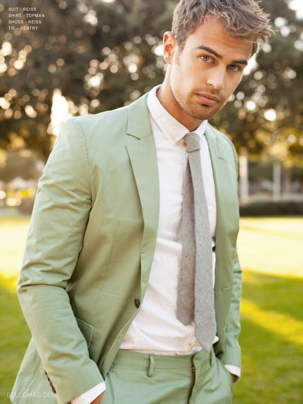 Theo James  (Four/Tobias in the upcoming movie Divergent)