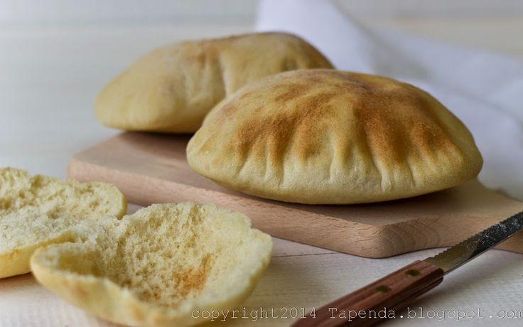 Chlebek Pita | TAPENDA Przepisy Kulinarne na każdy dzień wypróbowane - fajny przepis