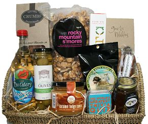 Winter Warmer - gift basket