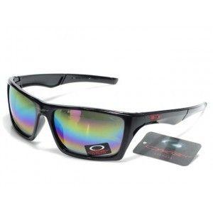Cheap oakley Bottle Rocket Sunglasses blue-pink-yellow Iridium black frames-10431 outlet on sale