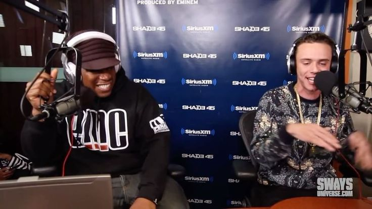 "6,041 Likes, 320 Comments - Sway Calloway (@realsway) on Instagram: ""Never forget the time @Logic301 freestyled over our #5FingersOfDeath for 5-min straight 🔥watch the…"""