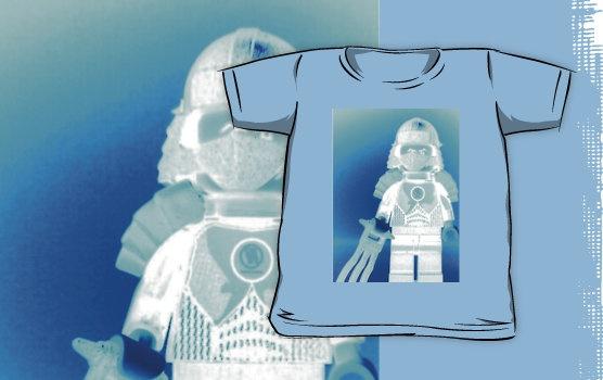 TMNT Teenage Mutant Ninja Turtles Master Shredder Custom LEGO® Minifigure by Customize My Minifig by Chillee